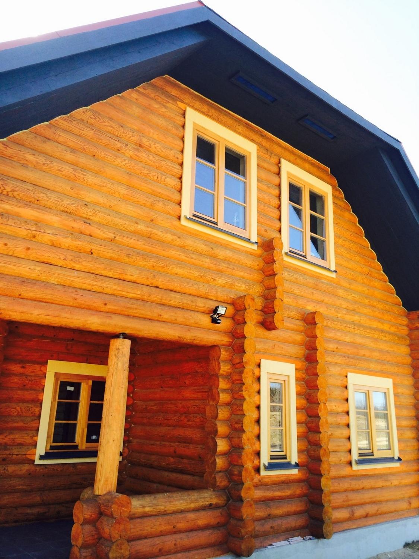 Mänd hermeetik palkmaja LOG HOUSE