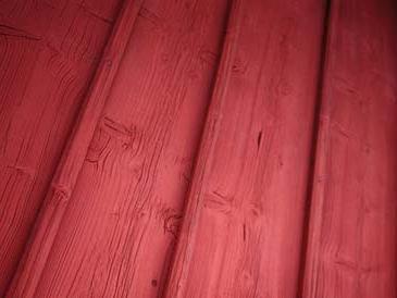 Rootsi värvi klassikaline punane