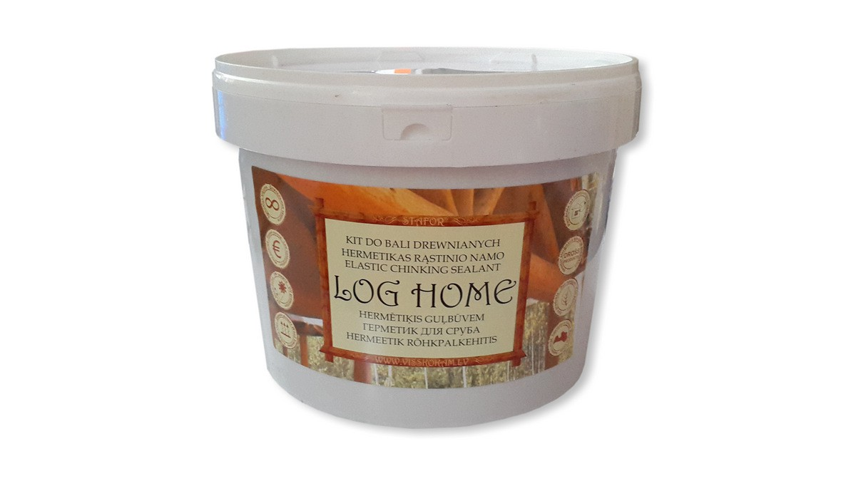 Hermeetik LOG HOME 10l