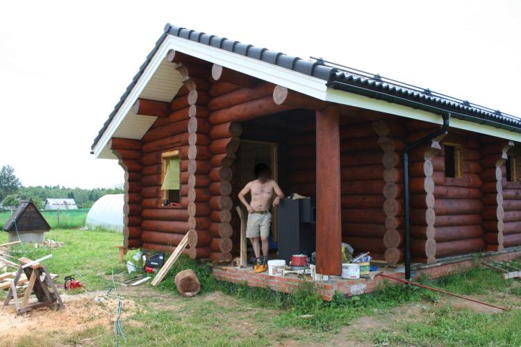 Linaõlivärv-peits NATURA Pähklipuu