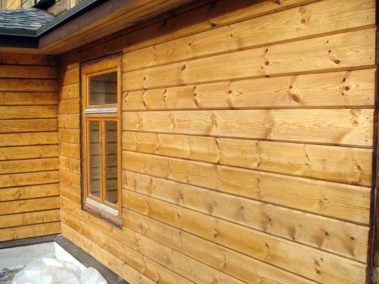 Looduslik linaõli puidu segatud tõrvaõli fassaadi kaitse
